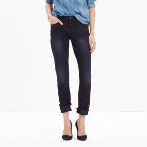 Madewell slim boy jeans sz 25